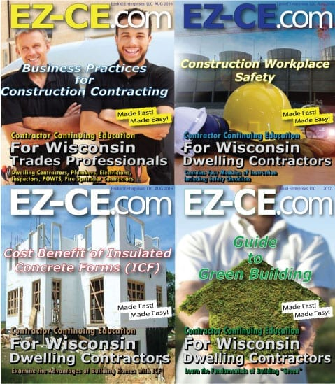 EZCEcontractor-course-bundle